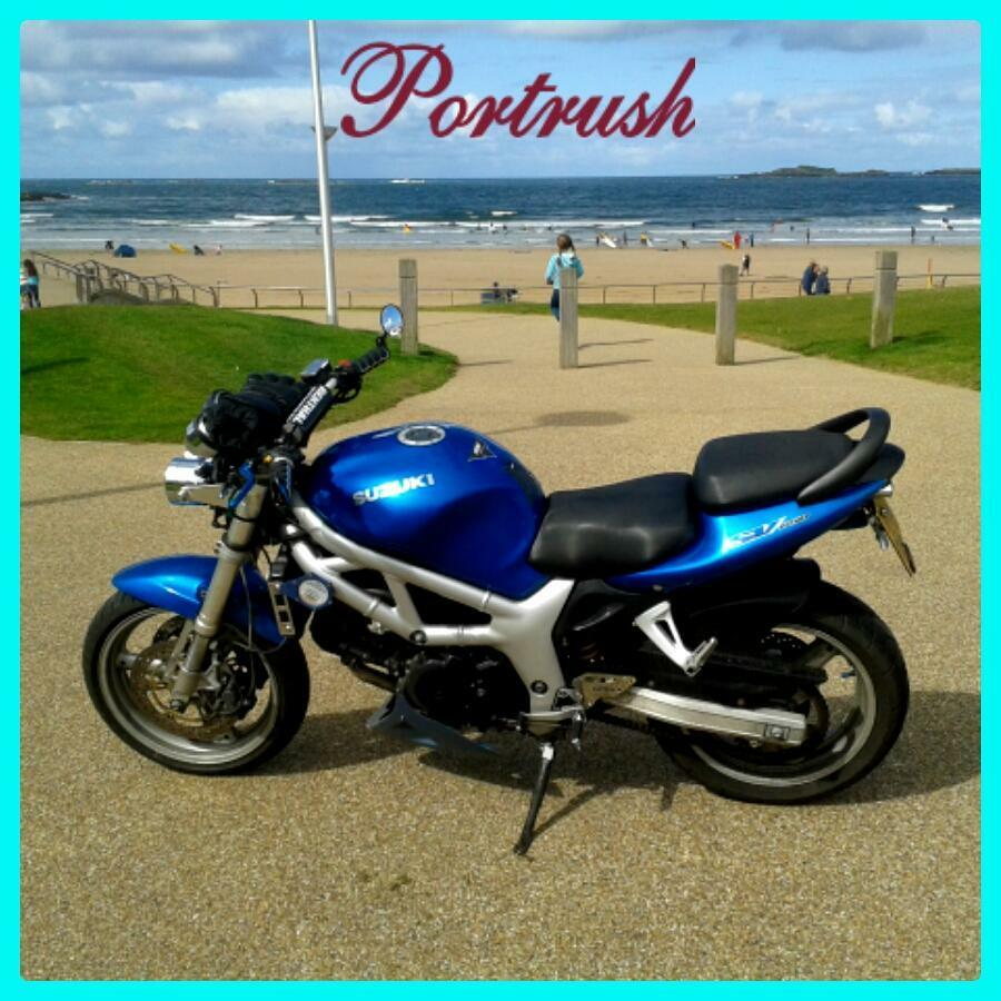 2008 SUZUKI SV650 STREET FIGHTER LIKE NEW ONLY 480 MILES BLUE