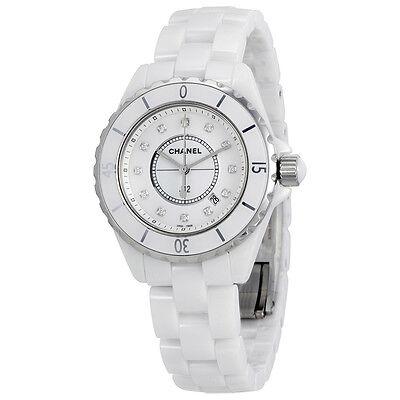Chanel H1628 J12 Diamonds Unisex Watch