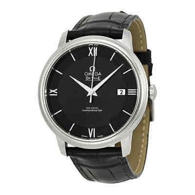 Omega DeVille Prestige Automatic Men's Watch 424.13.40.20.01.001