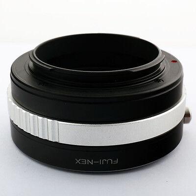 Fujica X AX STX X-Fujinon lens to Fuji Fujiffilm X-mount adapter E1 E2 E3 T2 T20