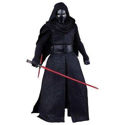 Star Wars Hot Toys Movie Masterpiece Series Sixth Scale Figure Kylo Ren - NEW!