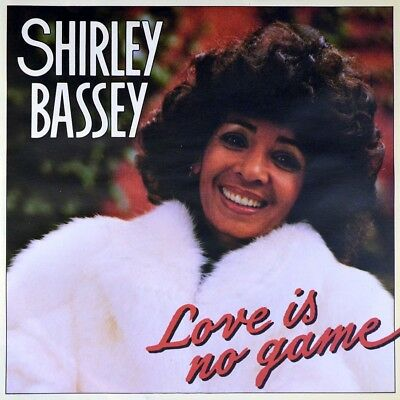 "7"" SHIRLEY BASSEY Love Is No Game/ Memory ANDREW LLOYD WEBBER KOCH 1988 like NEW"