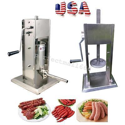 5l Electric Auto Sausage Filler Sausage Stuffer Sausage Salami Maker Machine