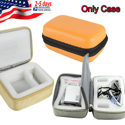 Protable Carry Case For Dental Loupedental Headlight Loupes Led Head Lamp