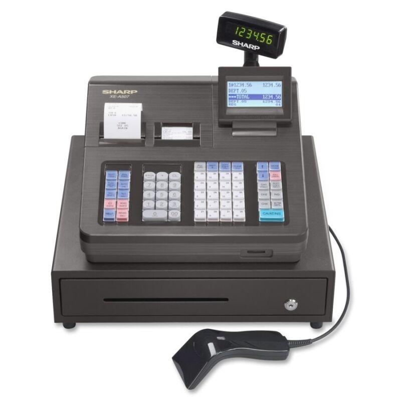 Sharp Cash Register - XEA507