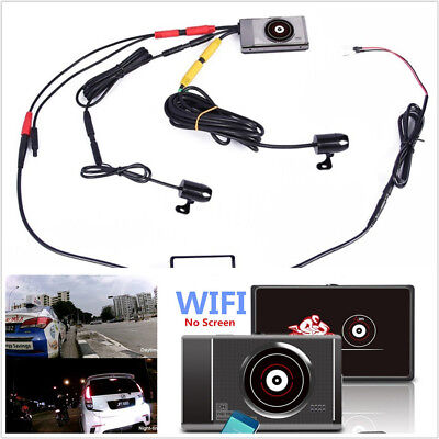 140  Wide Angle Full Hd 1080P 720P Wifi Motorcycles Dvr Video Recorder Dash Cam