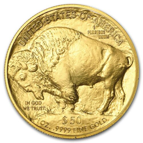 Купить US Mint - 2018 1 oz Gold Buffalo Coin Brilliant Uncirculated - SKU #159695