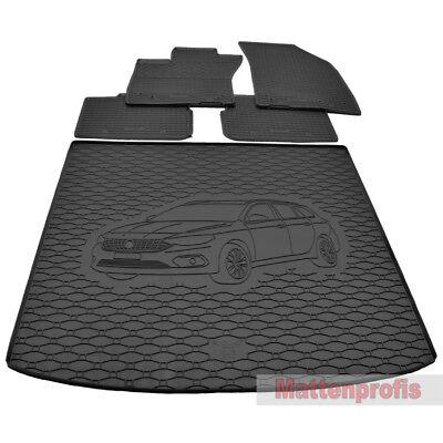 ab 2015  Limousine Kofferraumwanne Antirutsch passend für Fiat Tipo Bj