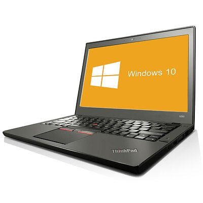 Lenovo ThinkPad X250 Notebook Intel Core i5 2x 2,2 GHz 8 GB RAM 500 GB HDD Win10, usado segunda mano  Embacar hacia Spain