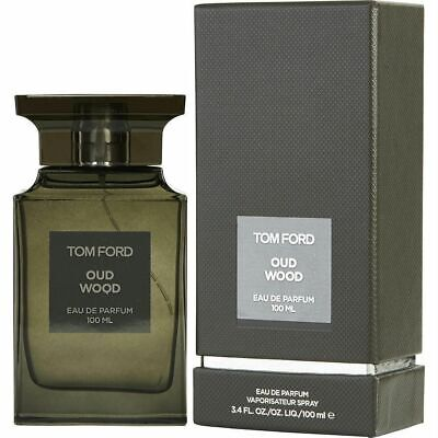 Tom Ford Oud Wood For Unisex Eau De Parfum 3.4 Oz 100 Ml Spray
