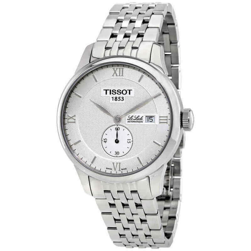 Tissot Le Locle Automatic Silver Dial Men Watch T006.428.11.038.01