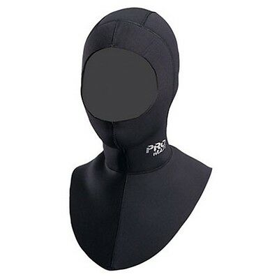 Promate 5mm Neoprene Dive Hood Cap w/ Face Seal for Cold Water Scuba Dive Sports