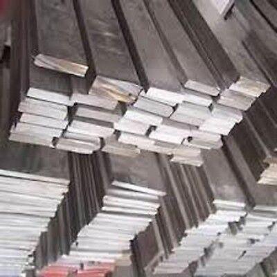 316 Stainless Steel Flat Bar 38 X 2 X 24