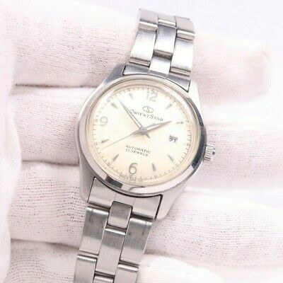 ORIENT STAR NR0R-Q0 LADIES AUTOMATIC STAINLESS  Japan