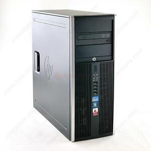 Ordinateur HP Elite 8200 - Core I5 2400 3.10 Ghz