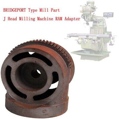 1x Bridgeport Type Mill Part J Head Milling Machine Ram Adapter M1187 New