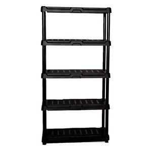 5 tier shelving unit
