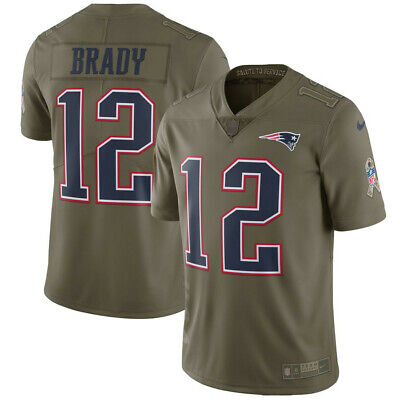 BRADY camiseta de la NFL Patriots militar.Tallas L,XL,2XL.