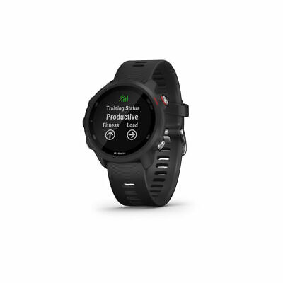 GARMIN Forerunner 245 Music NERO Smartwatch GPS art 010-02120-30