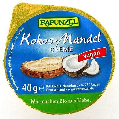 (2,98/100g) Rapunzel Kokos Mandel Creme vegan bio 40 g
