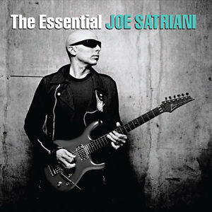 JOE SATRIANI The Essential 2CD Best Of BRAND NEW