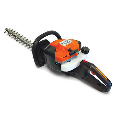 "BRAND NEW Husqvarna 122HD45 21.7cc Gas 17.7"" Dual Action Hedge Trimmer"