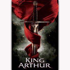 Movie King Arthur Legend of the Sword Art POSTER Wall Decoration X-863