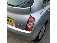 Nissan Micra nice 1st time driver car or for family
