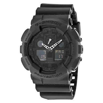 Casio G-Shock Classic Series Analog-Digital Black Dial Men