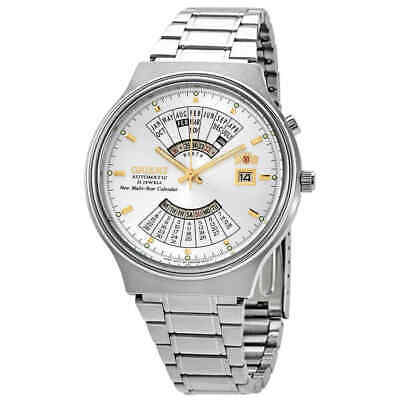 Orient Multi Year Calendar Perpetual World Time Automatic White Dial Men's Watch