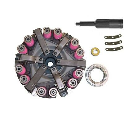 Ford 800 801 860 861 Tractor Dual Clutch Kit 5 Spd Transmission Live Pto