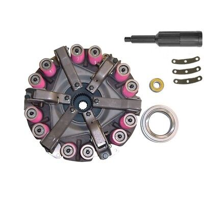 Ford 900 901 960 961 Tractor Dual Clutch Kit 5 Spd Transmission Live Pto