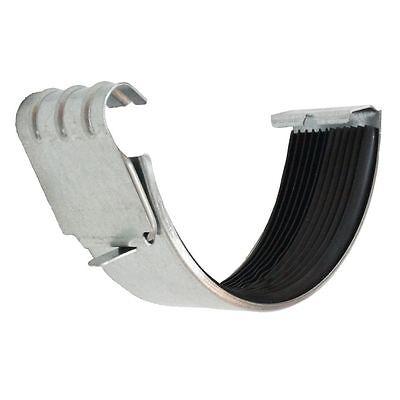 10 Stk. Dachrinnenverbinder Rinnenverbinder Dachrinne 6tlg./333 NW33 Ø153mm