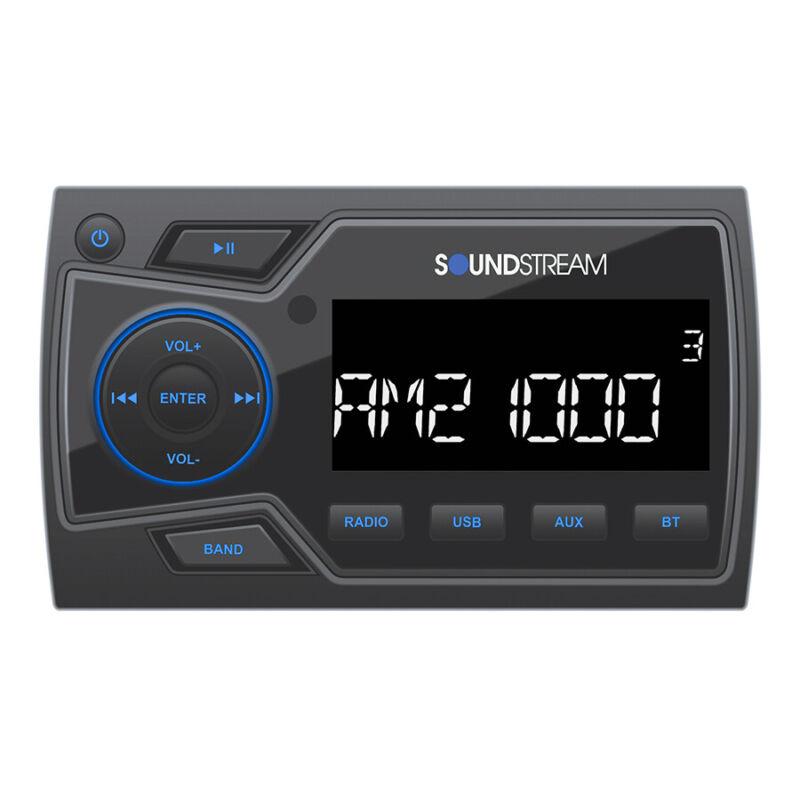 Soundstream MHU-32 Marine Boat ATV/UTV Digital Media Receiver Bluetooth/AUX/USB