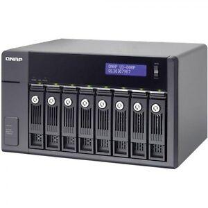 Qnap UX-800P 8-Bay Desktop NAS Enclosure Expansion