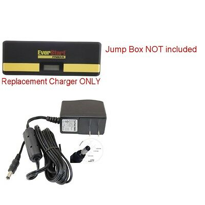 Replacement Charger for EverStart Maxx Slim Jump Box Starter (Digital Picture Frame Replacements)