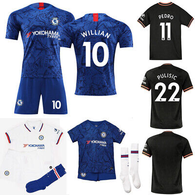19/20 Football Kits Kids Boys Soccer Suits Training Jersey Custom Sports Outfit Custom Sports Training
