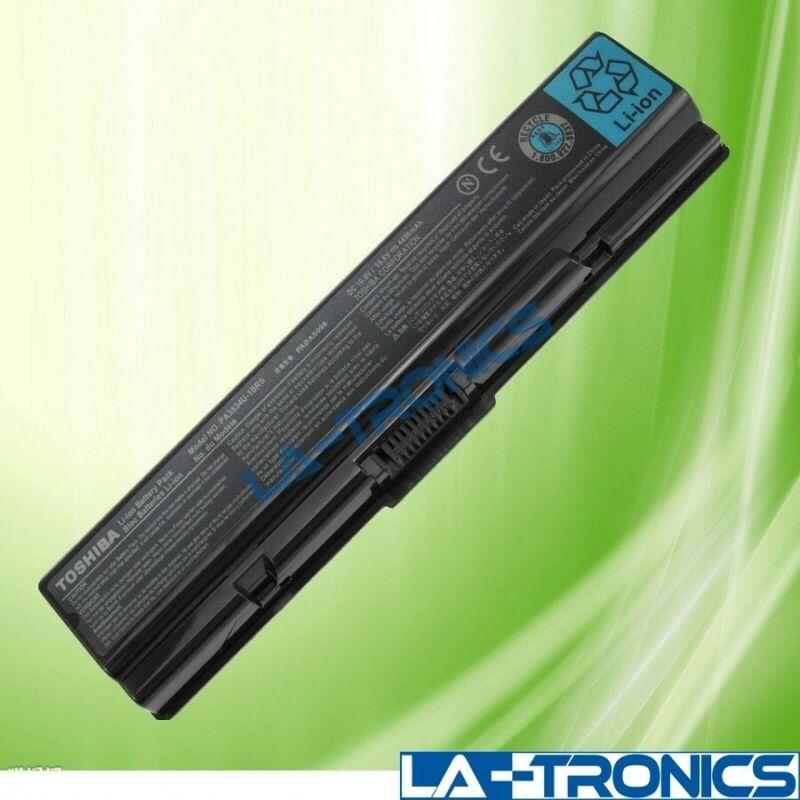 Genuine PA3534U-1BRS Battery for Toshiba Satellite A200 A205 A210 A215 A300 L455