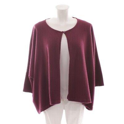 Incentive! Cashmere Kaschmirstrickjacke Size M Purple Women's Top Cardigan