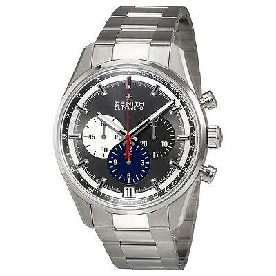 Zenith El Primero Chronograph Automatic Mens Watch 03.2040.400/26.M2040