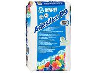 Adesilex P9 Grey Slow Setting Adhesive 20kg