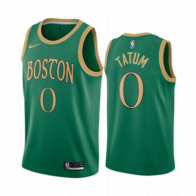 TATUM CAMISETA DE LA NBA DE LOS CELTICS VERDE. TALLAS S,XL,2XL.