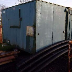 Rollalong Wheeled Site Unit