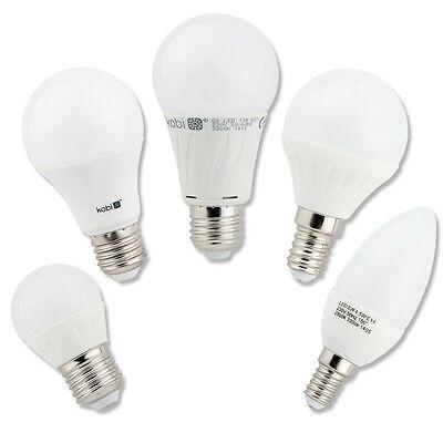 E27 LED E14 Leuchtmittel LED Lampe Warmweiß Kalt-Weiß Birne Markenqualität T1