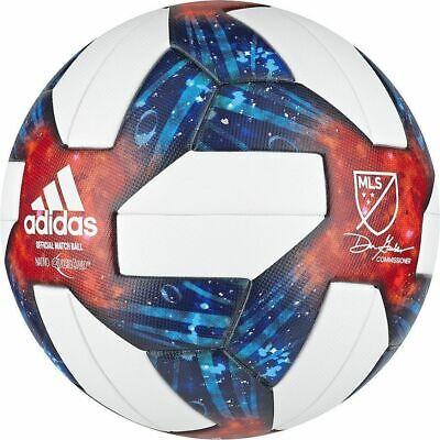 Adidas 2019 MLS Official Match Major League Soccer Ball - DN8698 100% AUTHENTIC