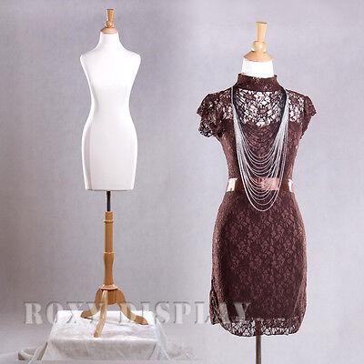 Female Mannequin Manequin Manikin Dress Form F01cbs-01nx