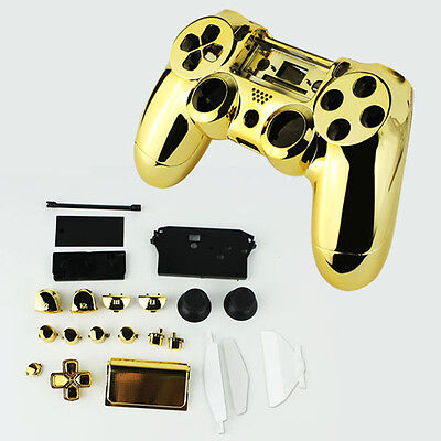 - Full House Shell Case Kit Replace Part for PlayStation 4 PS4 Wireless Controller