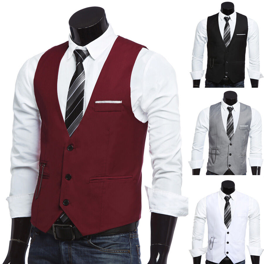2016 mens victorian dress suit blazer coat formal slim fit waistcoat vest jacket picclick. Black Bedroom Furniture Sets. Home Design Ideas
