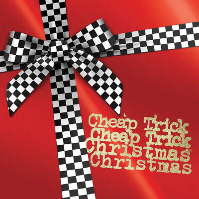 Cheap Trick CHRISTMAS CHRISTMAS 12 Holiday Songs MUSIC New Sealed Vinyl LP