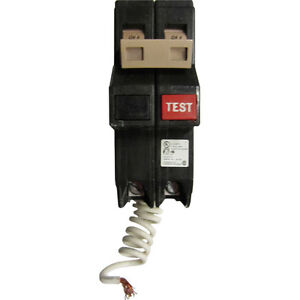 CUTLER HAMMER CH230GF 30AMP DOUBLE POLE TYPE CH CIRCUIT BREAKER GFCI NEW